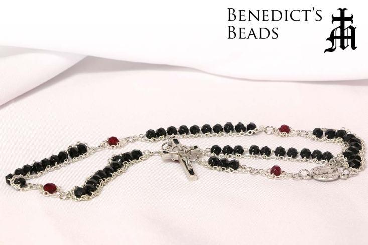 Benedictine College Raven Rosary